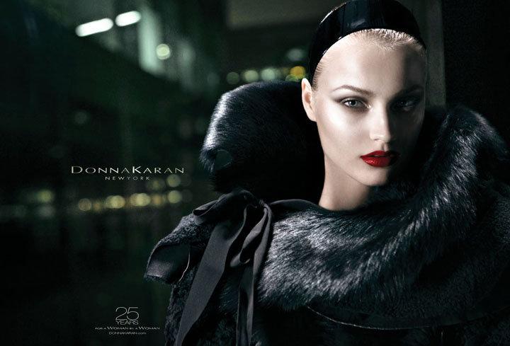 Donna Karan Fall 2010 Ad Campaign