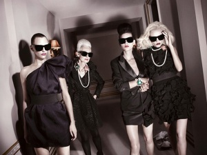 Lanvin for H&M Fall 2010 Campaign
