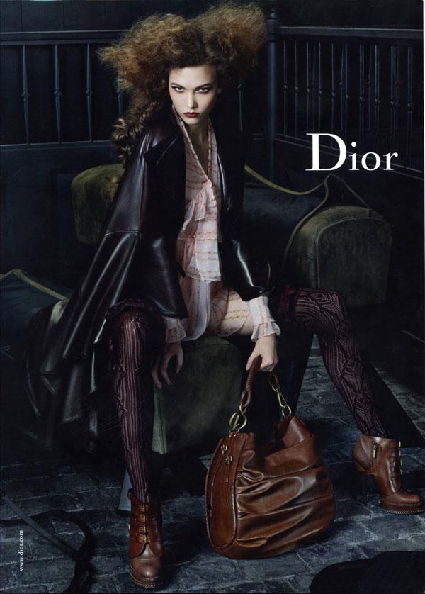 Dior Fall 2010 Ad Campaign