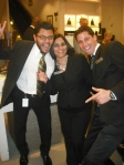 Fun Bloomingdale's Employees at Via Spiga