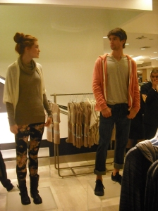 Alternative Apparel Models at Macy's