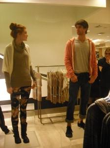 Alternative Apparel Models at Macy's