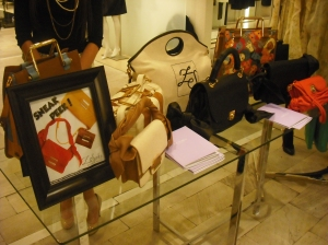Z Spoke Handbag Collection by Zac Posen