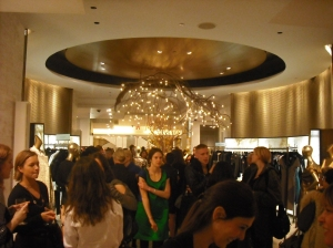 Harper's Bazaar Book Launch at Saks Fifth Avenue