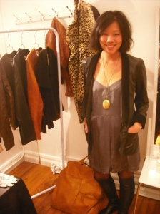 Hare + Hart Jennie Engelhardt at Touch of Fabulous Trunk Show