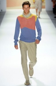 Perry Ellis Spring Summer 2012