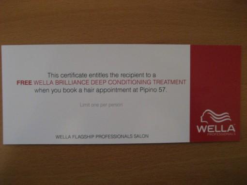 Ric Pipino Salon Gift Certificate