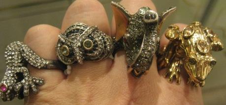 C. Wonder Rings