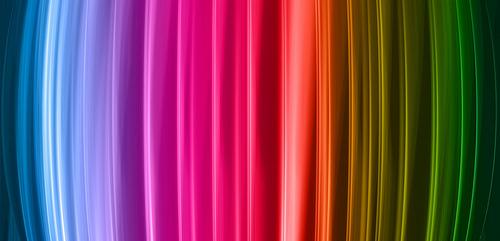 Neon-rainbow