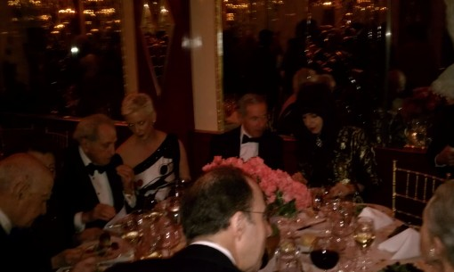 2012 Martha Graham Dance Company Gala at The Russian Tea Room