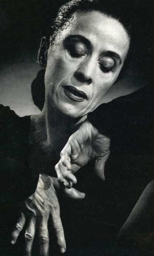 Legendary Dancer Martha Graham