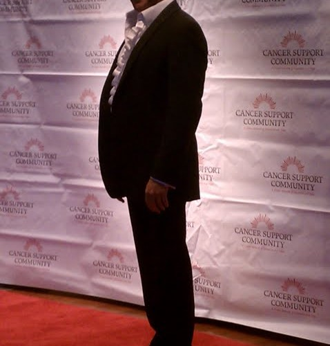 Carmen Marc Valvo at the Cancer Support Community Gala 2012