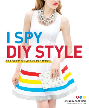 I Spy Diy Style Book Review
