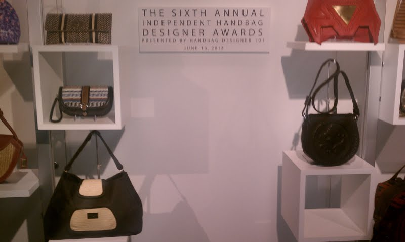 Independent Handbag Designer Awards 2012