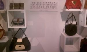 Independent Handbag Designer Awards 2012
