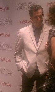 Kenneth Cole at the Independent Handbag Designer Awards 2012