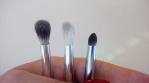 Crown Blending Crease Brushes - SS027 C441 1B116