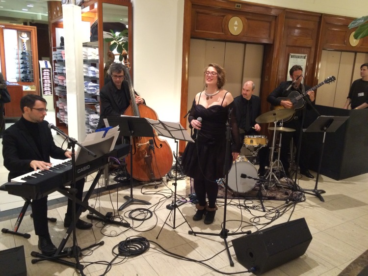 ROBB REPORT La Dolce Vita at Saks Fifth Avenue-Band