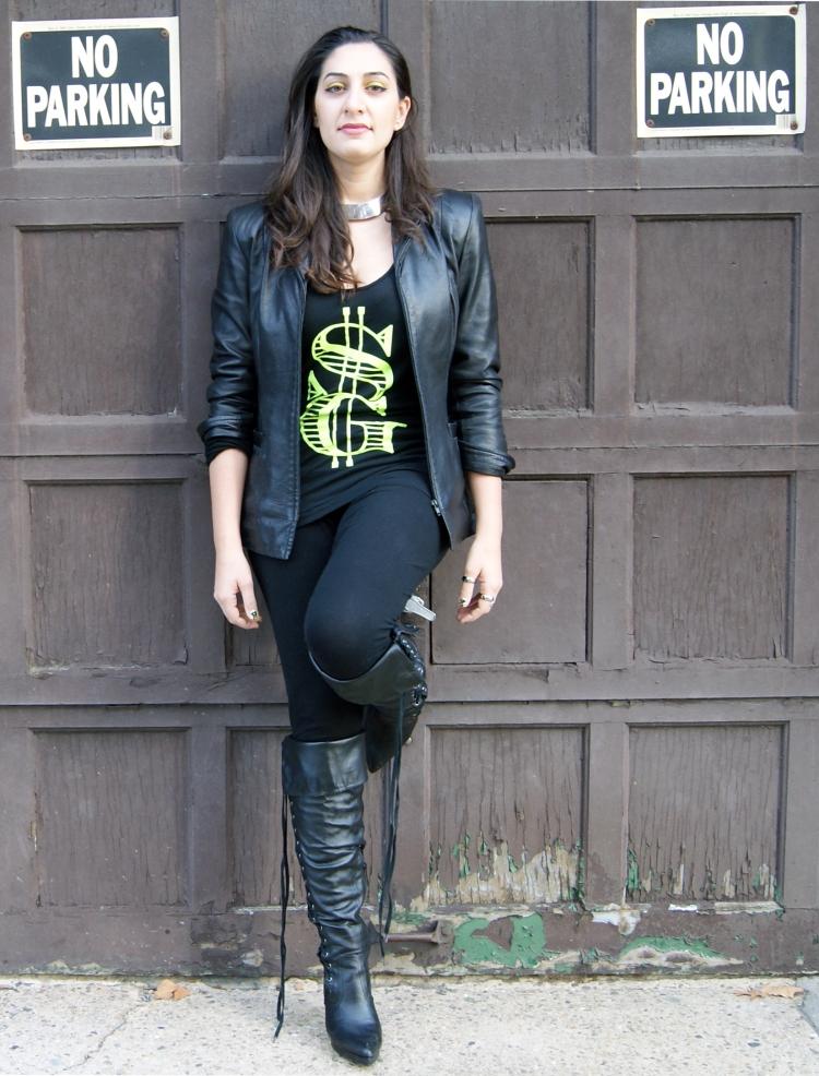 Weekend Electric Warrior - Beauty Bitch Blog
