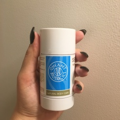Sedge & Bee Natural Deodorant Review