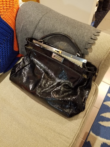 A Real Real Review of The Real Real_Fendi Peekaboo Bag 3