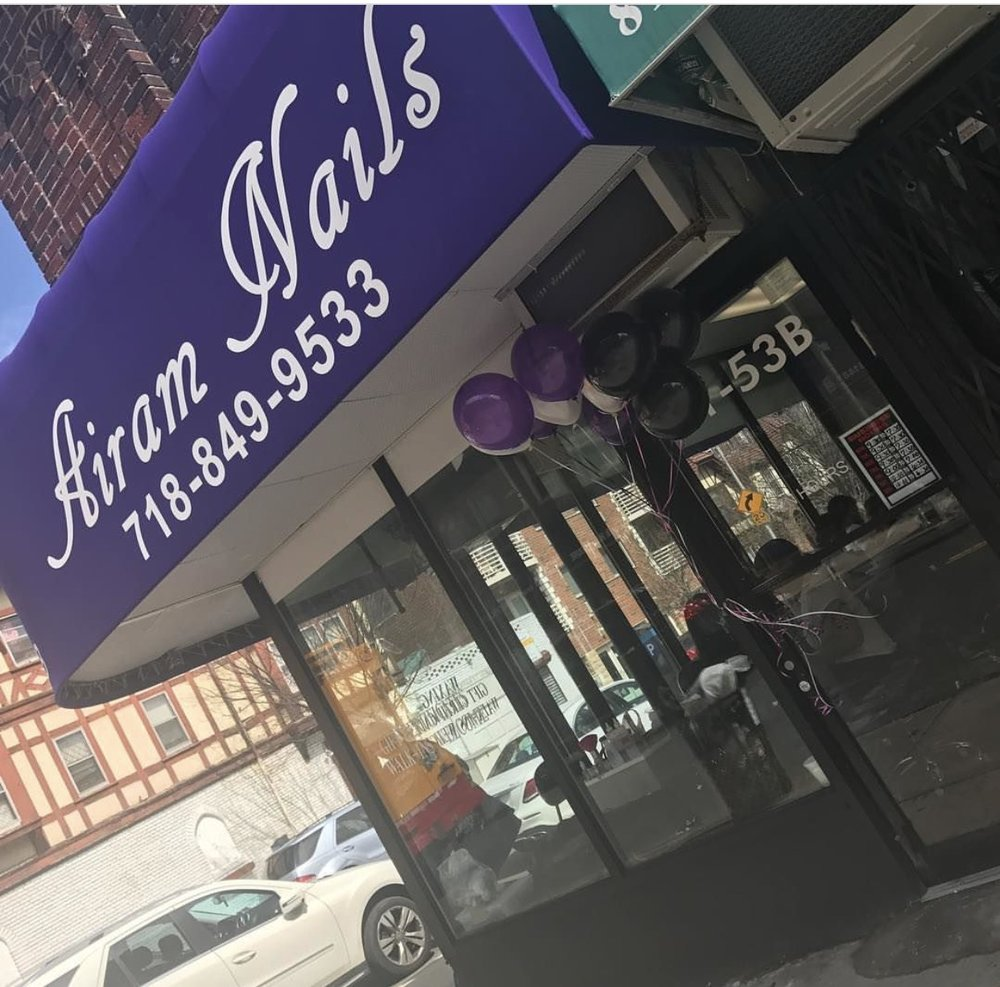 Airam Nails Sucks - Photo Via Yelp